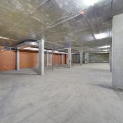 Площадь 172 м² под отделку строение 4