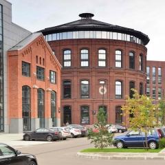 Площадь 554 м² под отделку строение 17