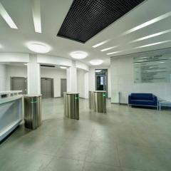 Площадь 229 м² под отделку строение 18