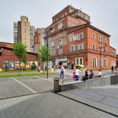 Площадь 46 м² под отделку строение 10