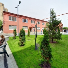 Площадь 250 м² с отделкой строение 8Б