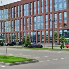Площадь 190 м² с отделкой строение 19