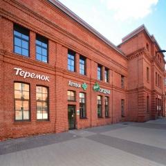Площадь 196 м² с отделкой строение 1