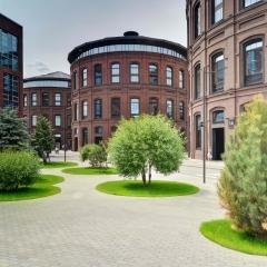 Площадь 229 м² с отделкой строение 17