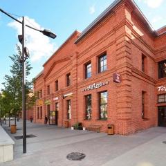 Площадь 73 м² с отделкой строение 1