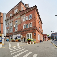 Площадь 28 м² с отделкой строение 10