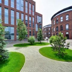 Площадь 1257 м² с отделкой строение 19