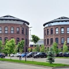 Площадь 100 м² с отделкой строение 18