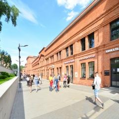 Площадь 175 м² с отделкой строение 2
