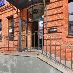 Площадь 53 м² с отделкой строение 1